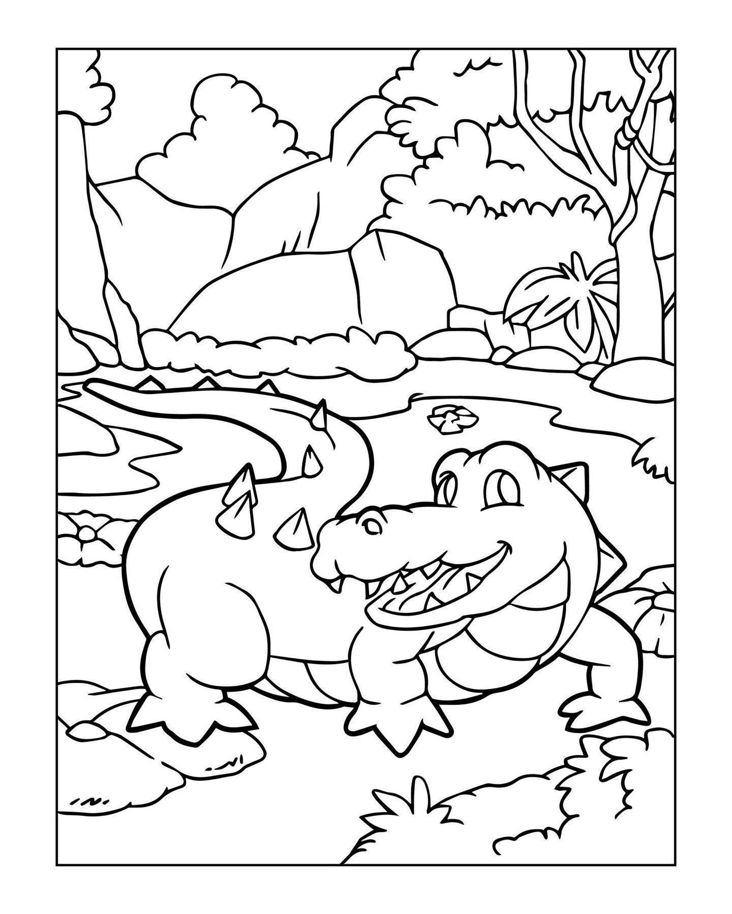 Zoo Animal Coloring Page 5 Zoo Animal Coloring Pages Animal Coloring Pages Dolphin Coloring Pages [ 1799 x 1440 Pixel ]