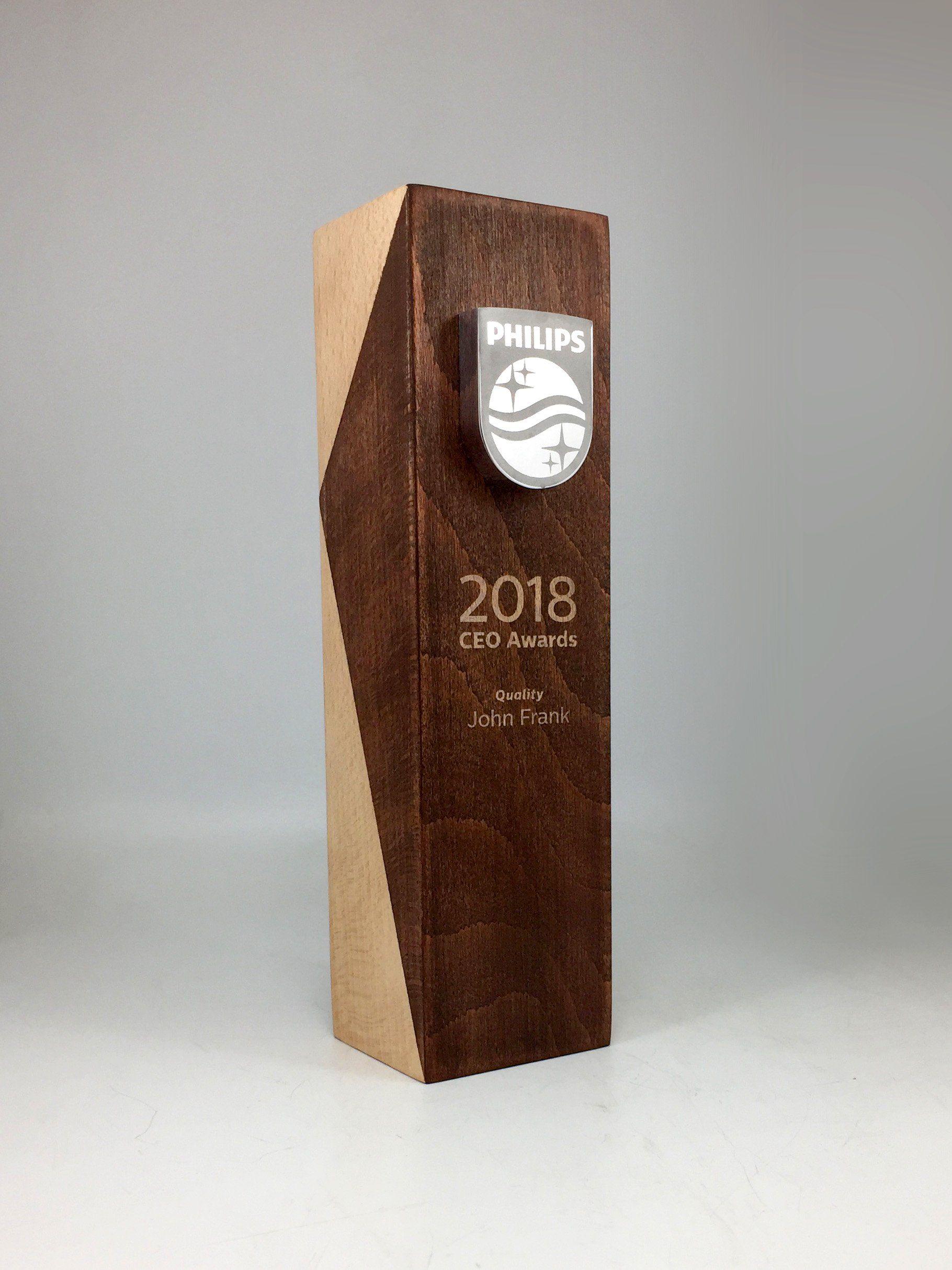 Philips Angled Wood And Shield Award Chọn Mẫu Wooden
