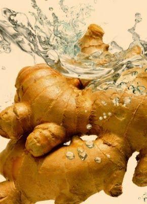 Agua De Gengibre Emagrece E Elimina Gordura Aprenda A Preparar