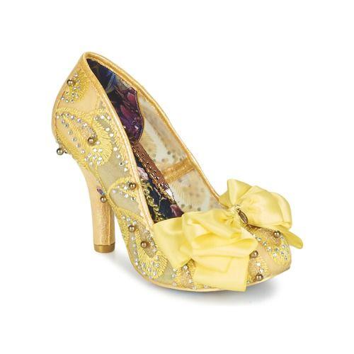 Irregular Choice ASCOT Rose - Livraison Gratuite avec  - Chaussures Escarpins Femme