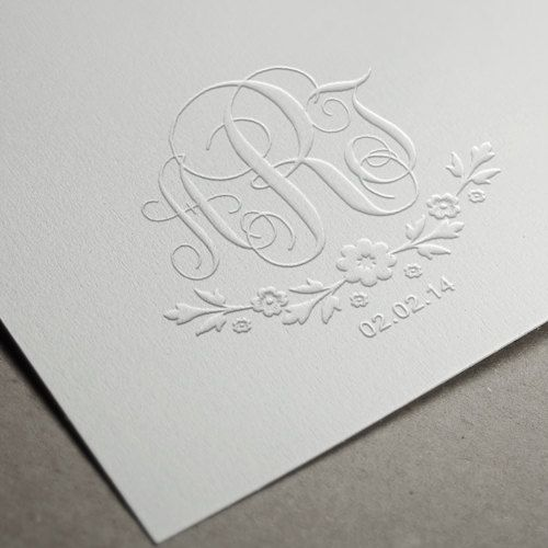 Custom Embosser Stamp Embossing
