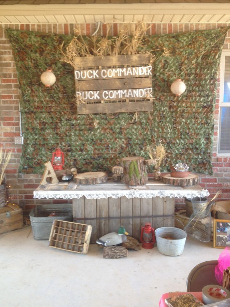 Duck Dynasty Party Ideas Amp Inspirations Duck Dynasty