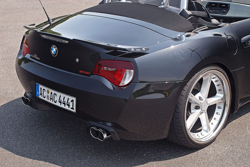 Ac Schnitzer Bmw Cars Products Models Z Models