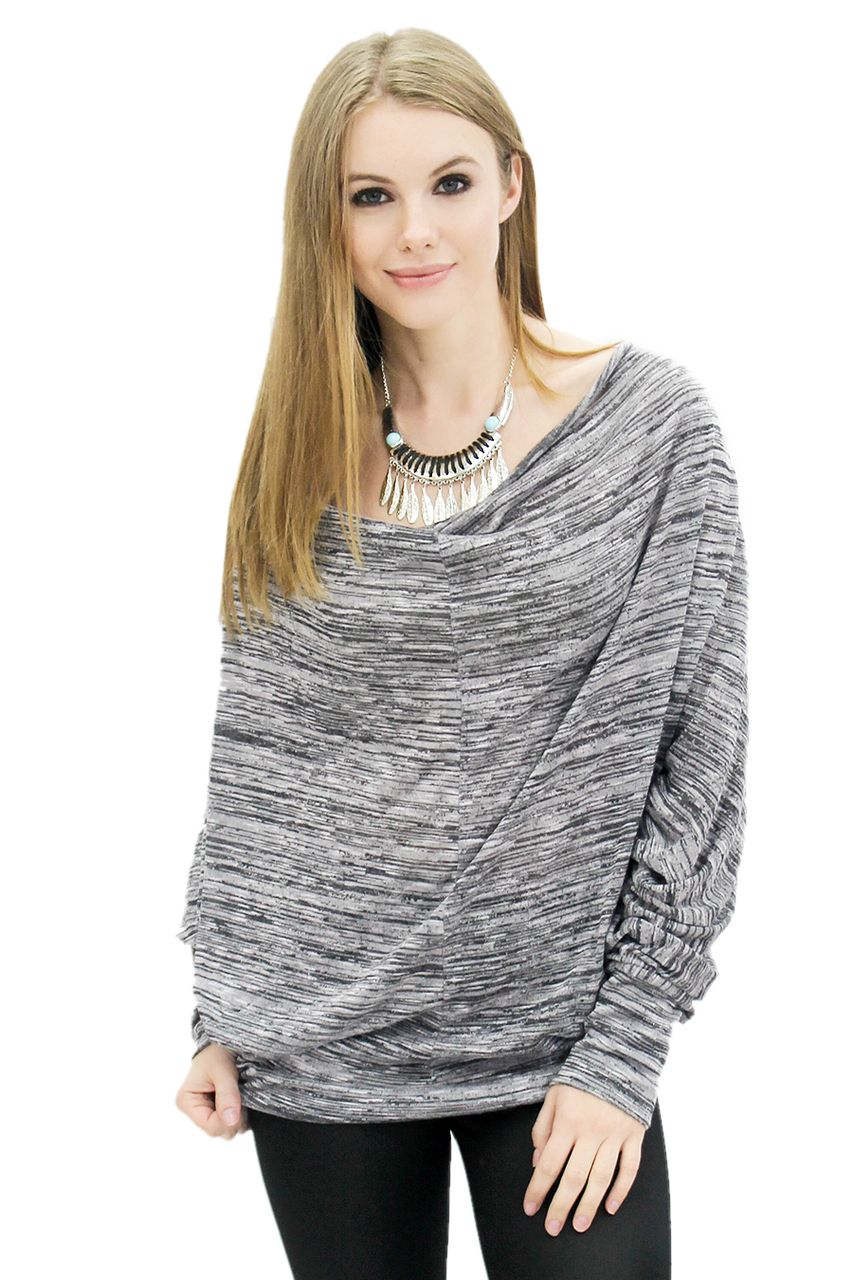 Pretty Girl - Oversized Sweater Top, $14.99 (http://www ...
