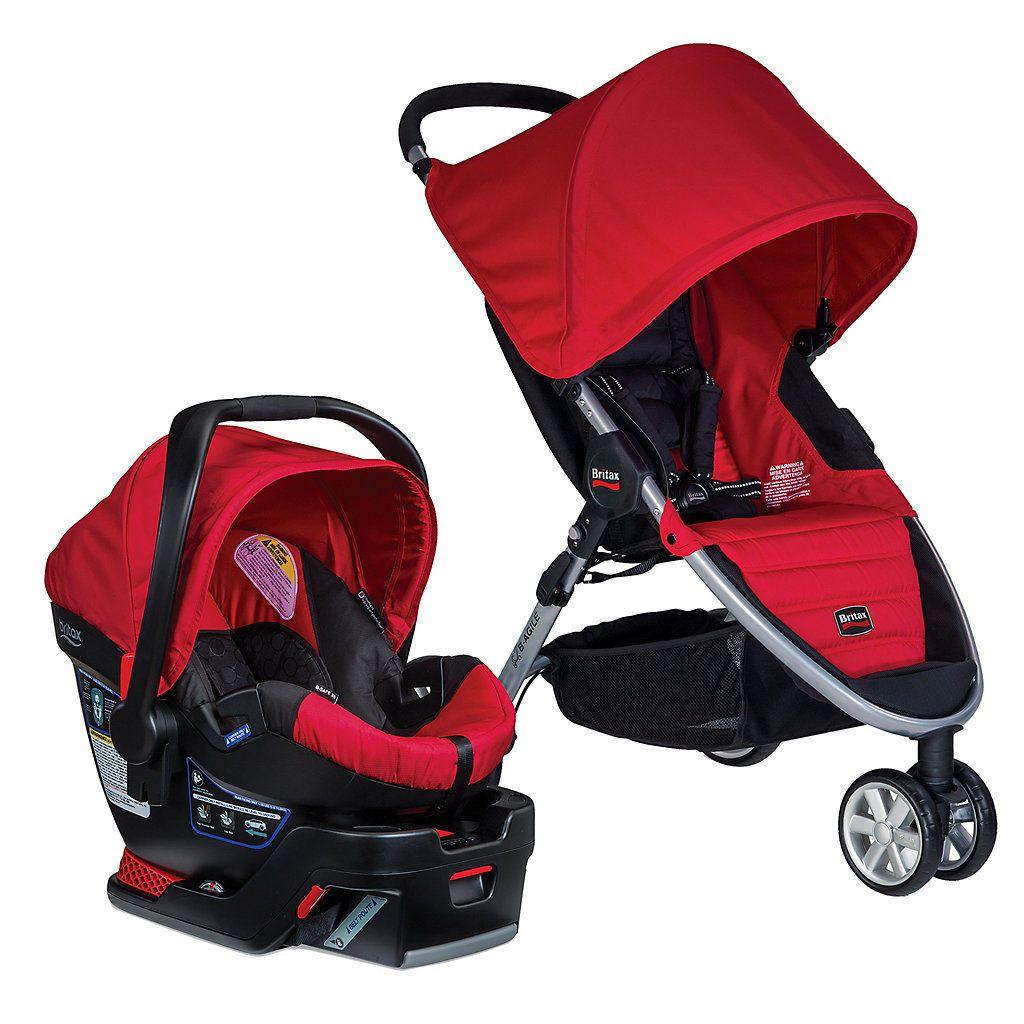 18+ Britax b agile stroller weight information