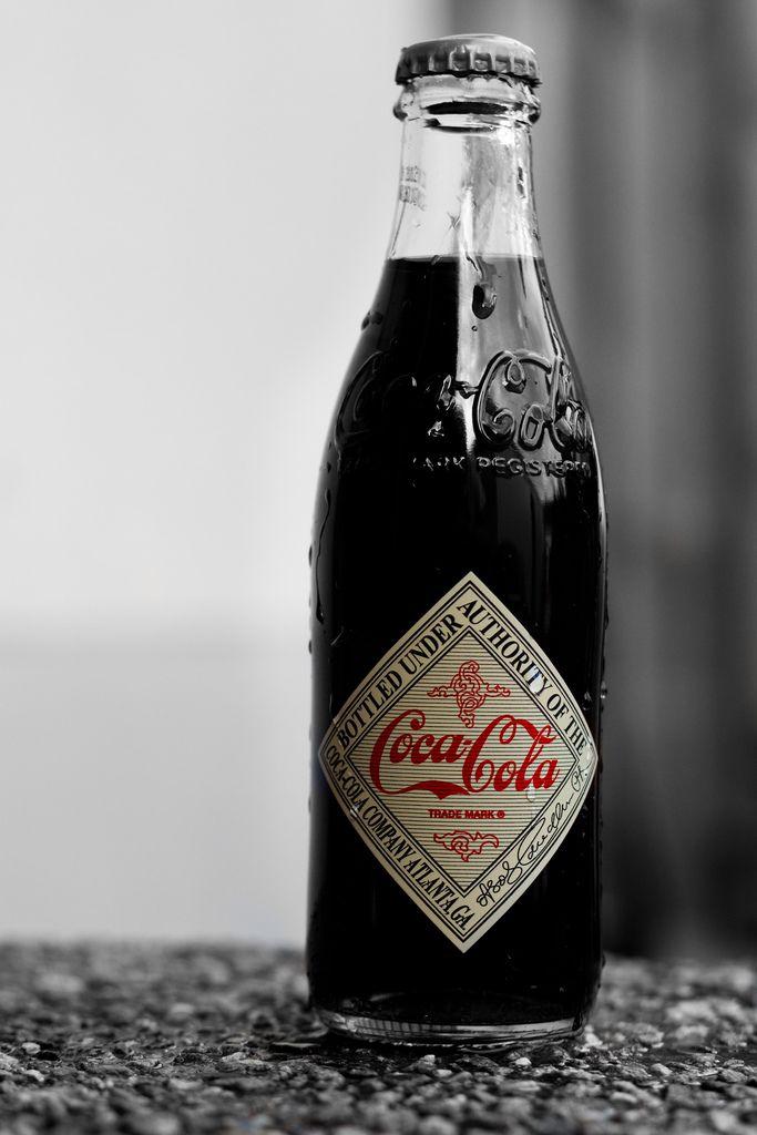 Envase Coca Cola