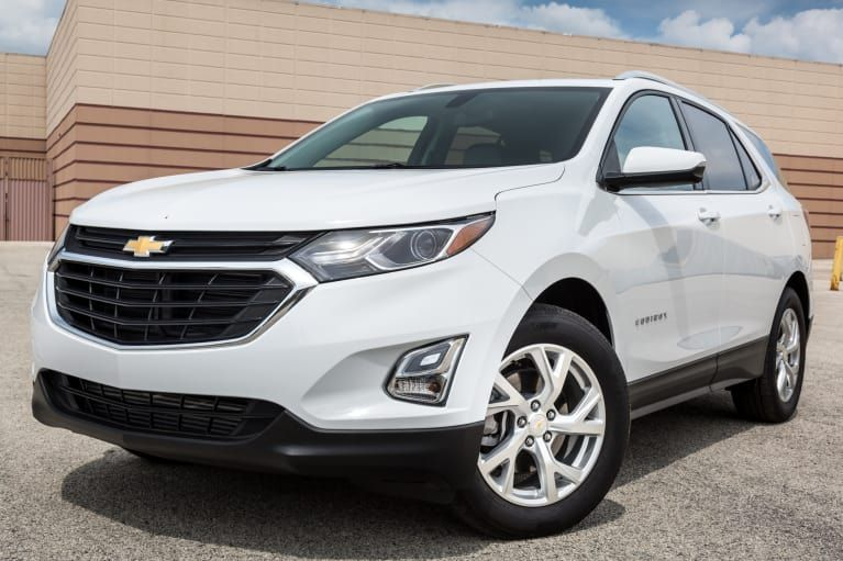 2018 Chevrolet Equinox Our View Chevrolet equinox
