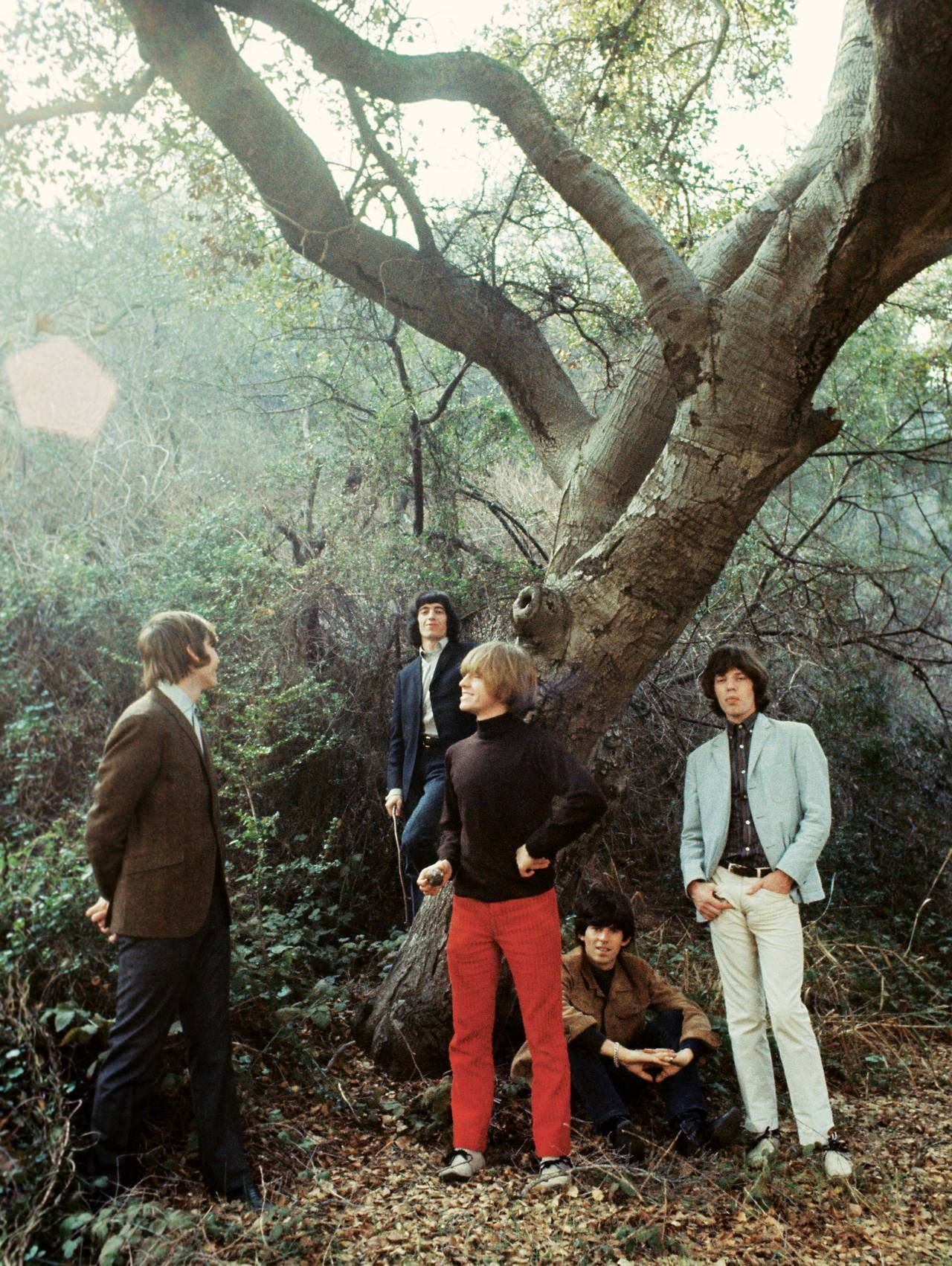 The rolling stones big hits high tide and green grass photo the rolling stones big hits high tide and green grass photo session by guy webster franklin canyon beverly hills ca nvjuhfo Gallery