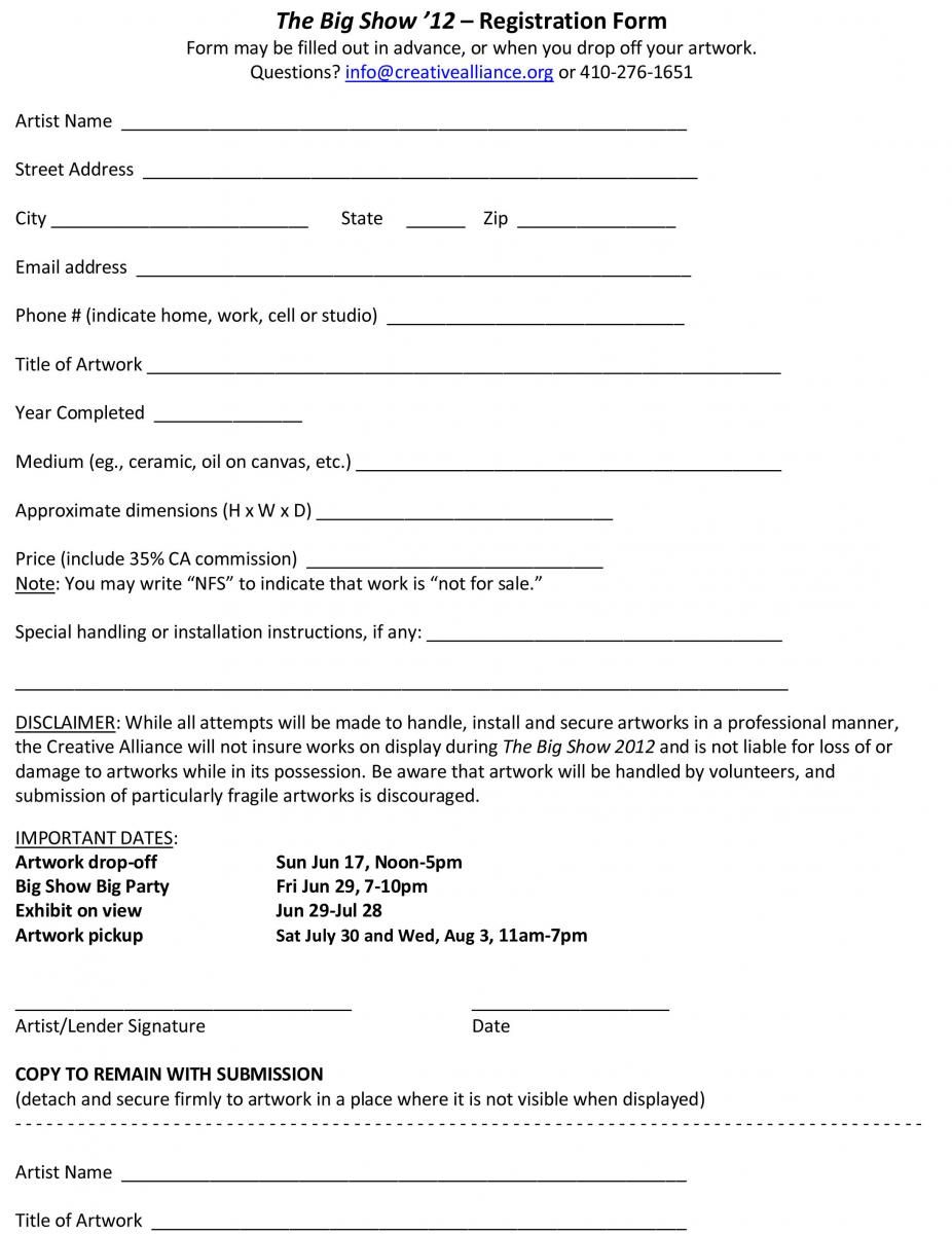 Printable Sample loan contract template Form – Loan Forms Template