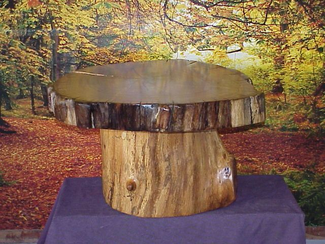 Table Similar To One We Are Making To Go Between Our 2 Adirondack Chairs. We