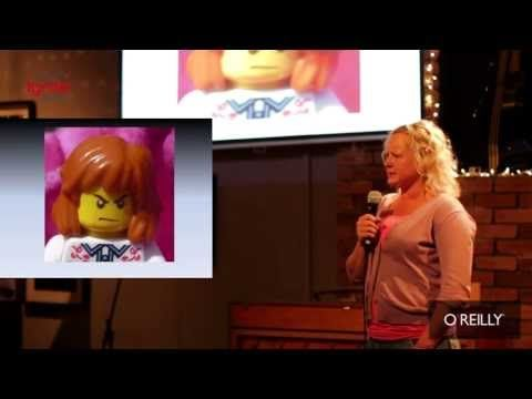 Tell Your Own Story (Ignite Cardiff 13 - Episode 2 - Romy Wood) - YouTube