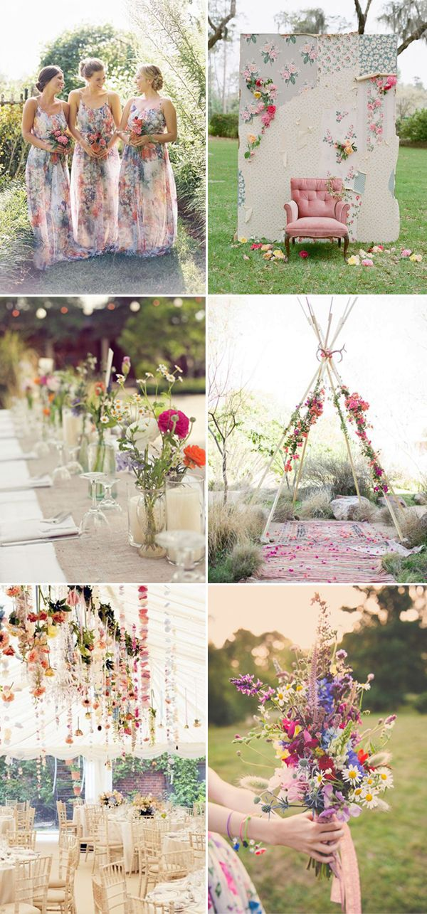 The Best Wedding Themes Ideas For 2017 Summer Elegantweddinginvites Com Blog Boho Wedding Theme Wedding Themes Summer Wedding Themes