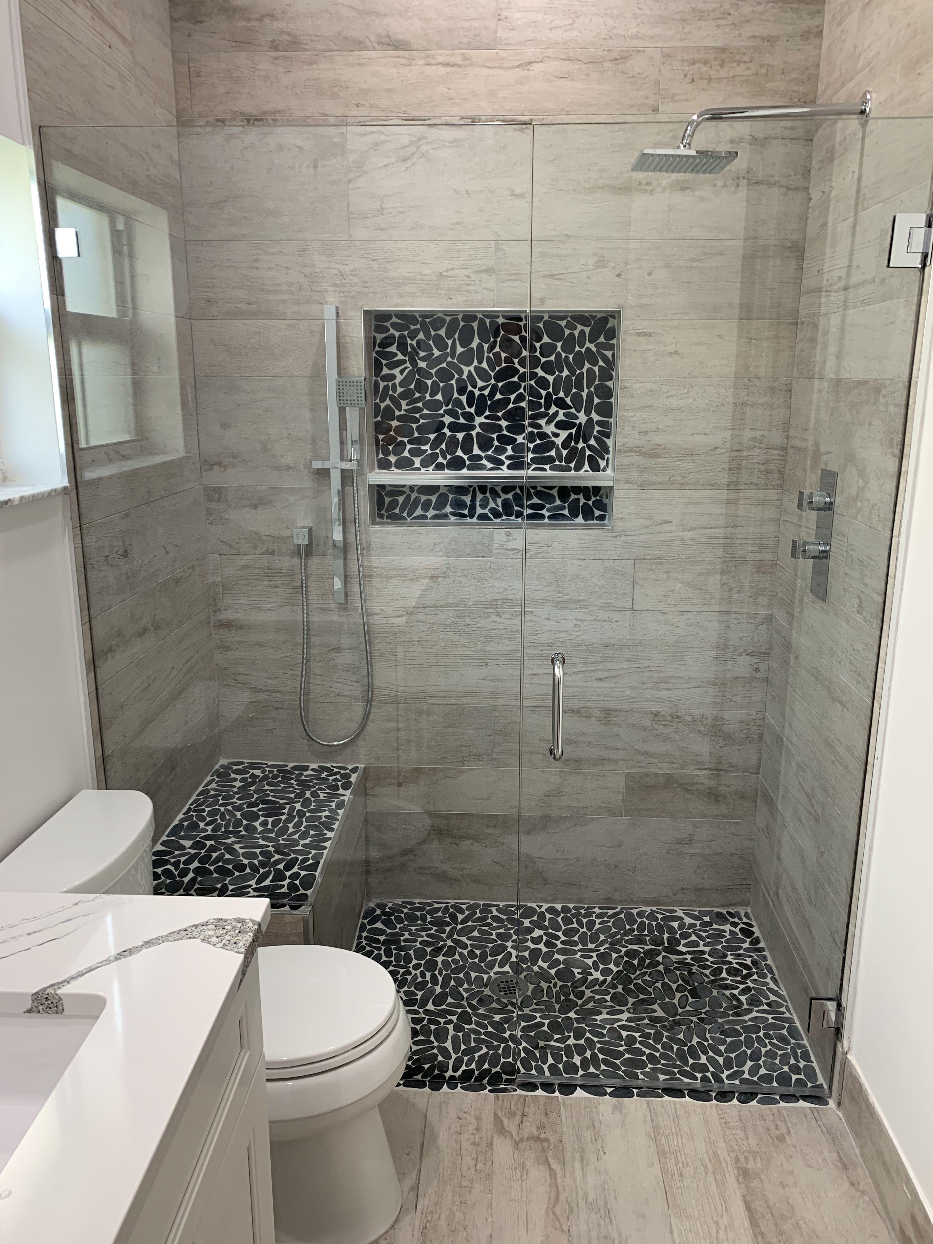 Frameless Shower Door Elegant Bathroom Design Elegant Bathroom Frameless Shower Doors