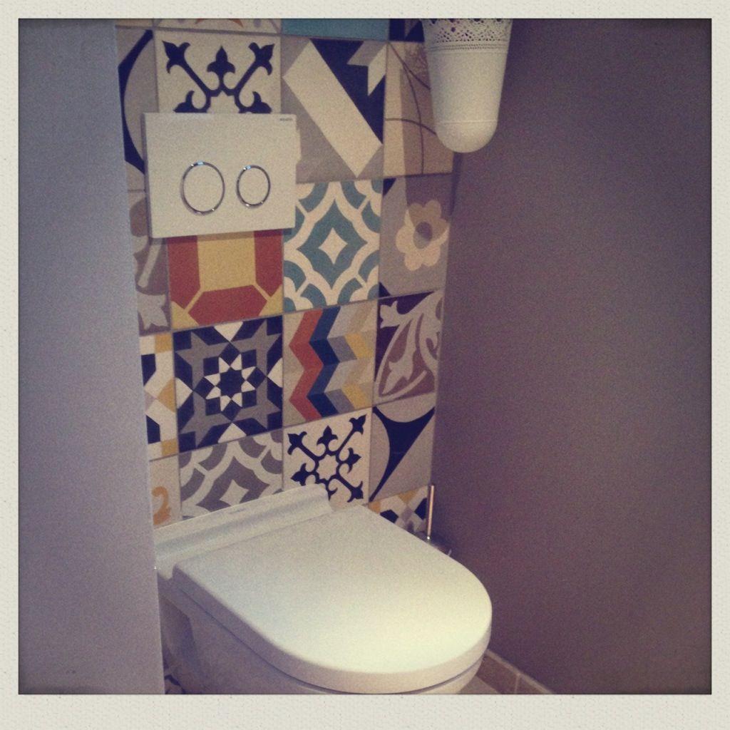 Carreau De Ciment Carreau De Ciment Carreaux Ciment Deco Toilettes