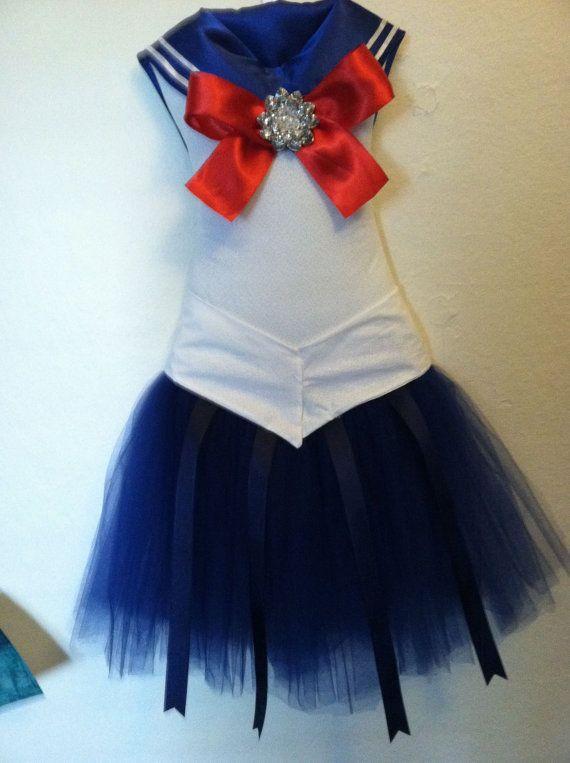 Sailor Moon Hair Bow Holder por BizzyBeesCrafts en Etsy