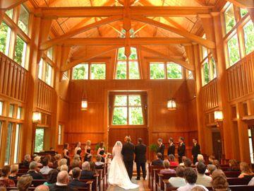 Cecil B. Day Chapel | State Botanical Garden Of Georgia Athens, GA