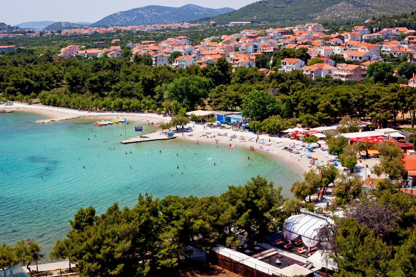 Vodice croatia travel Hotel