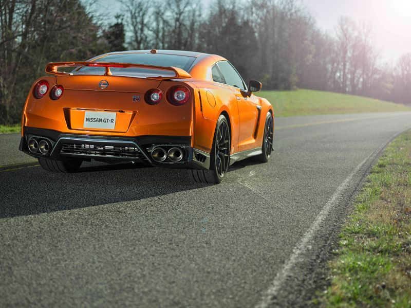 2017 Nissan GT-R: More Power, More Comfort, New Nose, Still Stupid