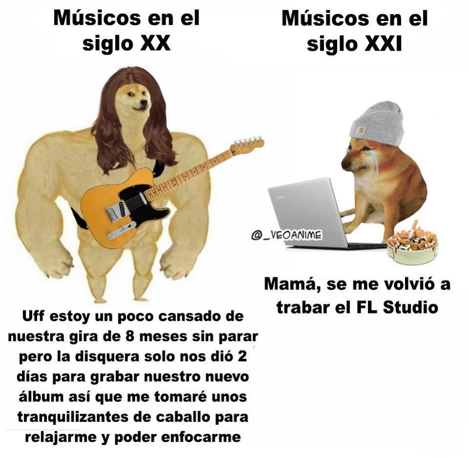 Doge Meme Vs Cheems Meme Perro Grande Perro Chico Memes En Espanol La Mejor Recopilacion De Memes Lo Mas Viral De I Memes Memes De Rockeros Memes Chuscos