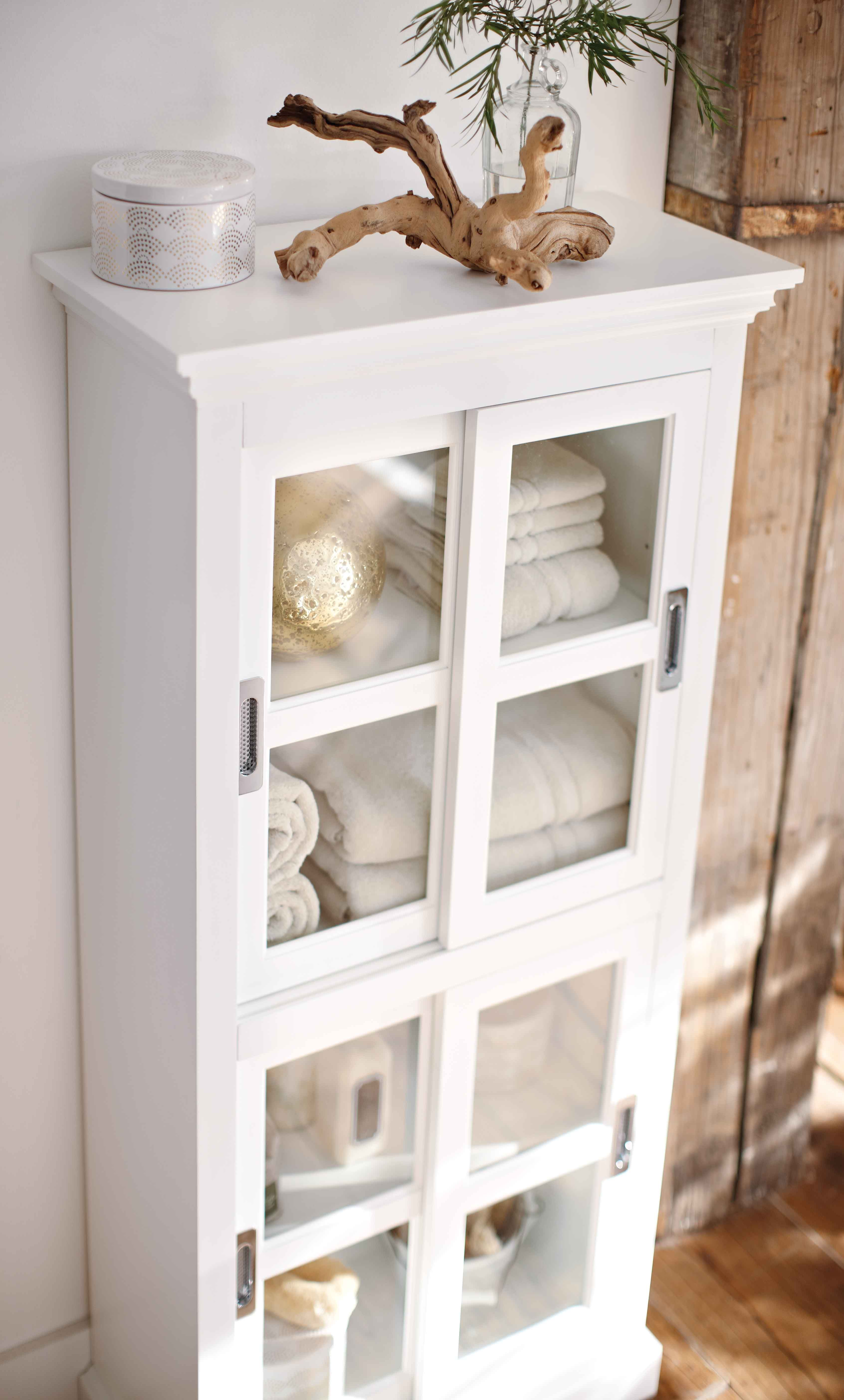 Choose This Linen Cabinet As A Convenient Little Solution For Storage In The Bathroom Homedecor Bathroom Furniture Storage Storage Cabinets Bathroom Furniture [ 5616 x 3384 Pixel ]