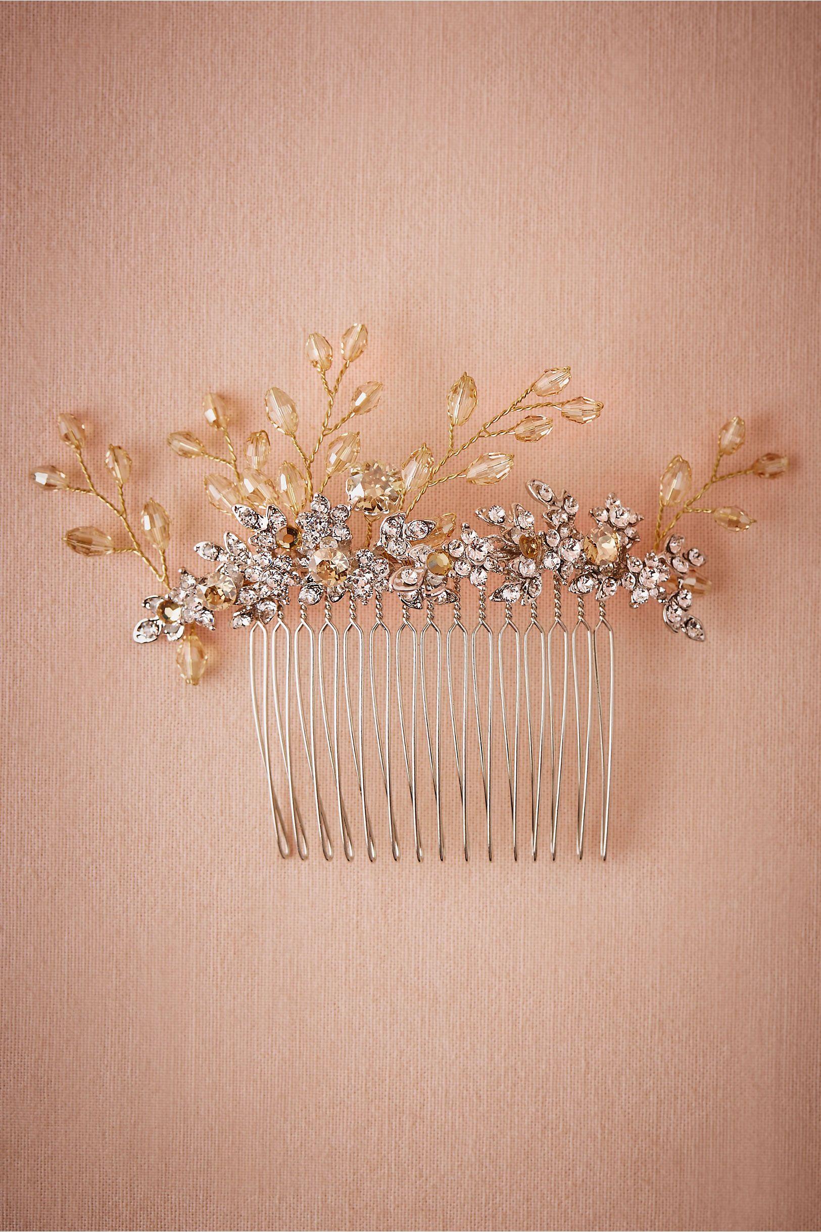 Cork Pop Comb Bridal Hair Accessories Couture Hair Accessories Bridal Accessories