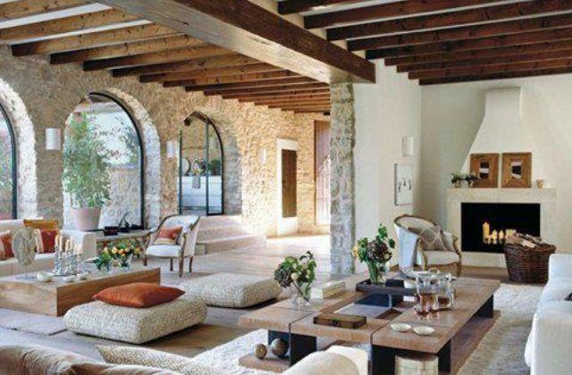 Csodaszép otthonok provence-i stílusba öltöztetve