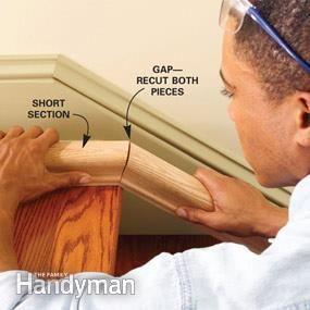 Best Install A New Stair Handrail Stair Handrail Staircase 640 x 480