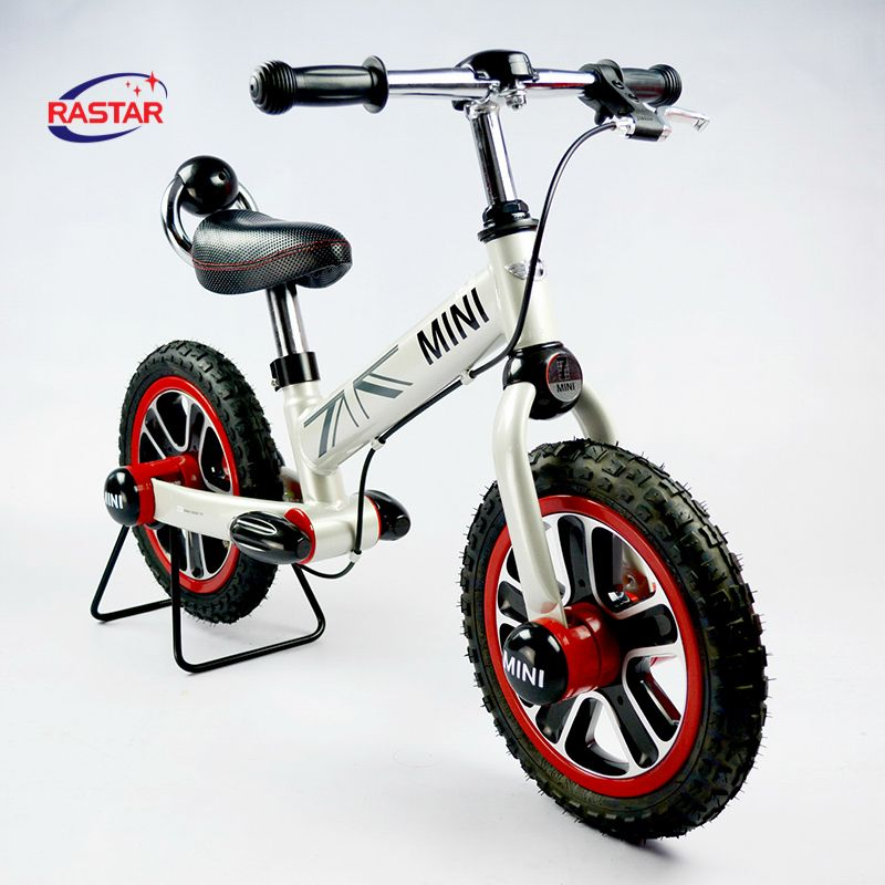 SpotsHUB-MINI First Bike - 12'' - Silver -- MINI kid's first balanced bike | Kylie ️ | Pinterest