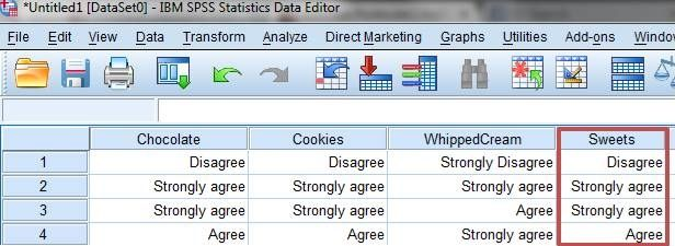 How To Summarise Likert Scale Data Using SPSS