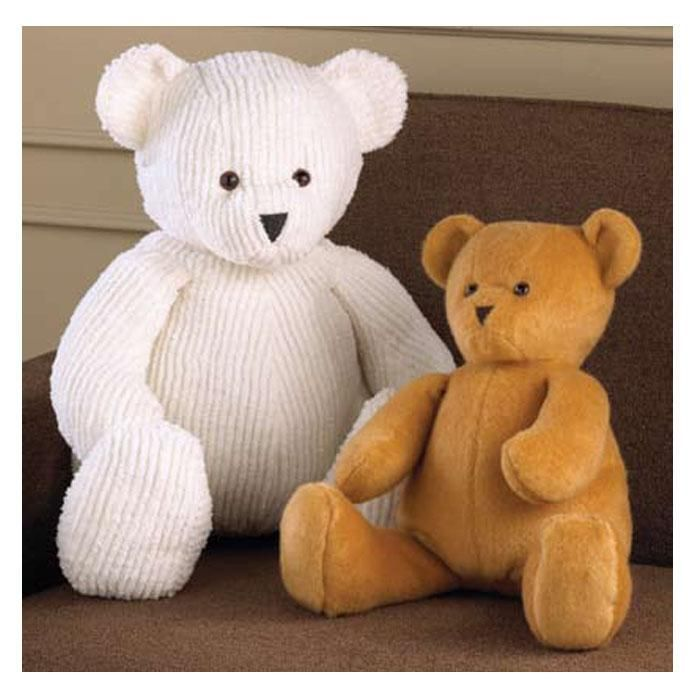 Craft Patterns to Sew | Kwik Sew Teddy Bears Pattern | Sewing Crafts ...