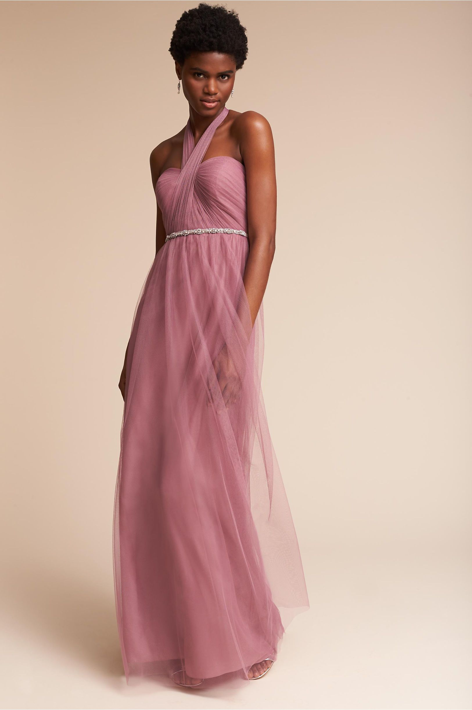 BHLDN\'s Jenny Yoo Annabelle Dress in Cherry Blossom | Pinterest