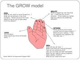 grow coaching template - image result for grow model template mentoring