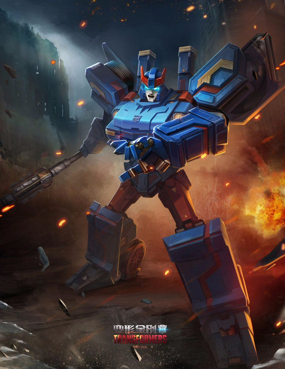 transformers multiplayer game