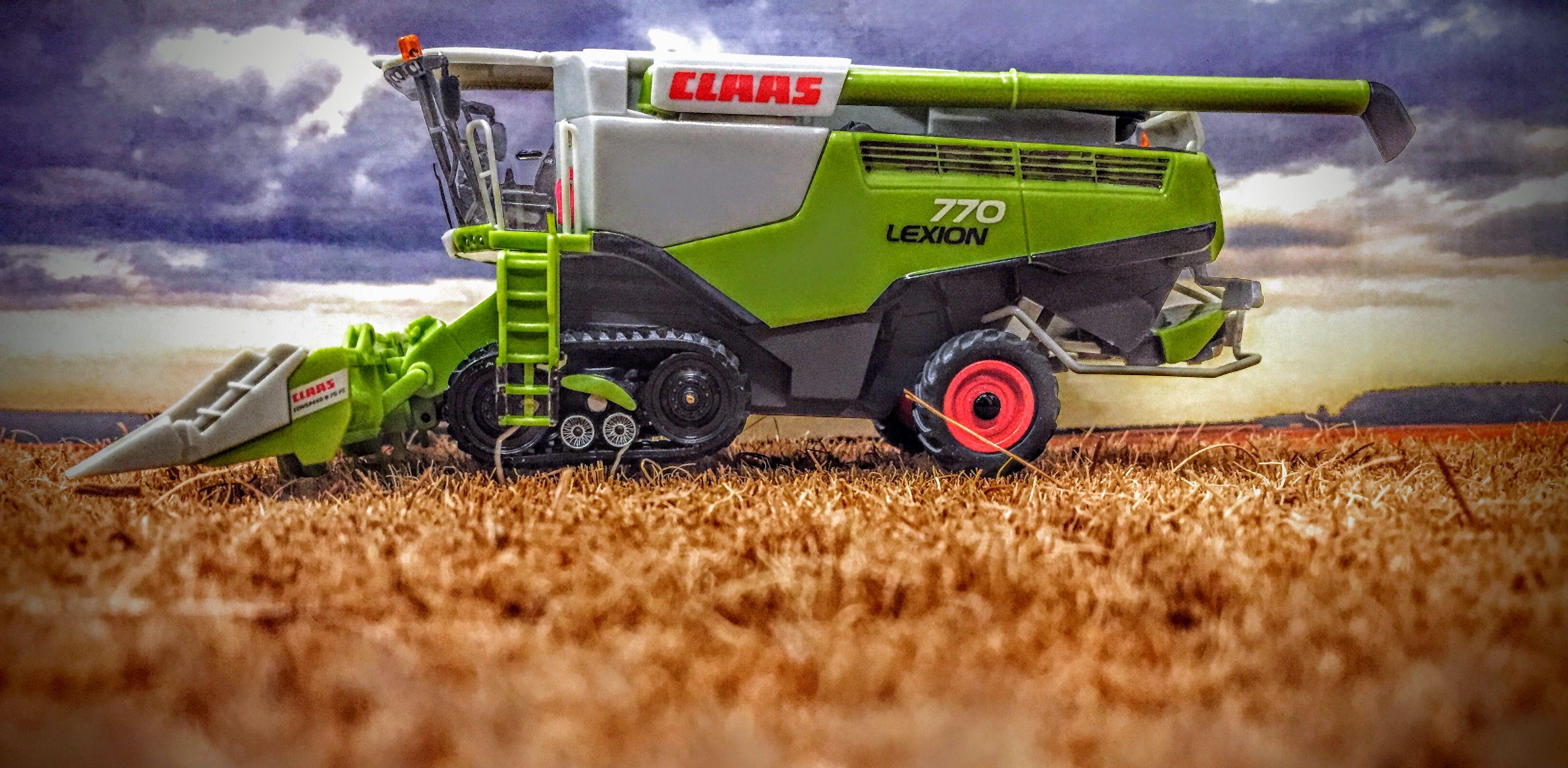claas lexion 770 terra trac 1 87 wiking modell makett dior ma rh pinterest com Lexion 270 730 Lexion Combine