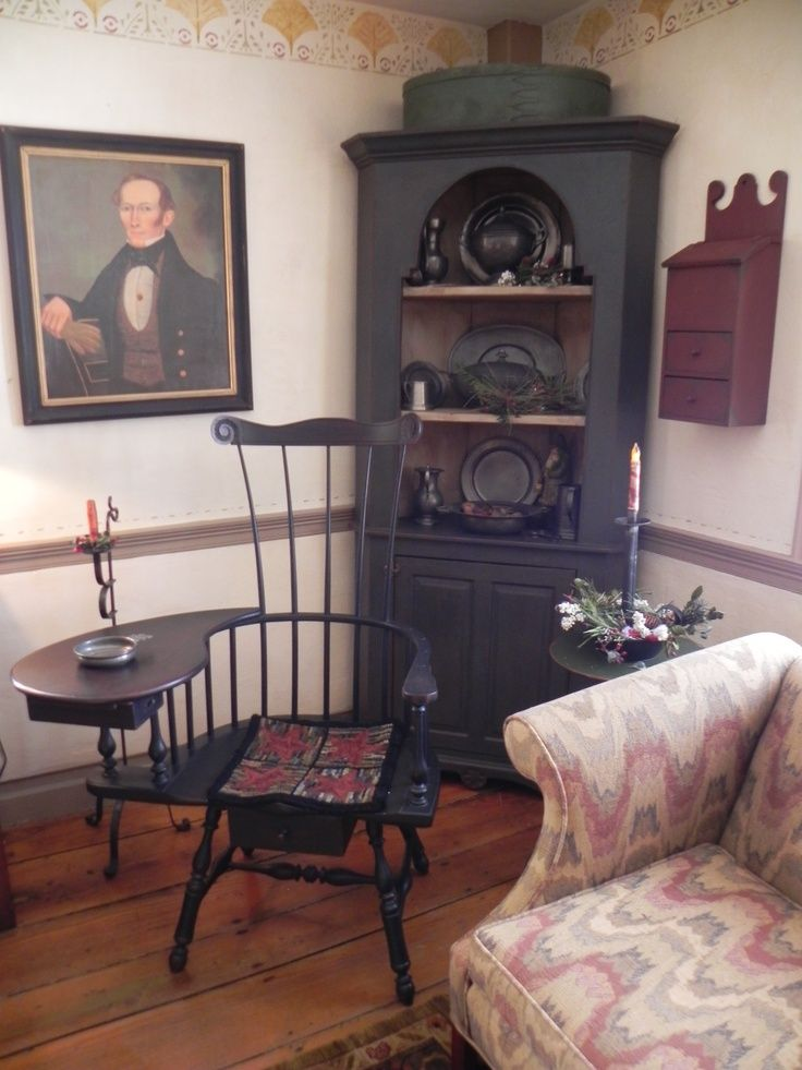 1000 Ideas About Colonial Decorating On Pinterest Living Room Home Decor Primitive