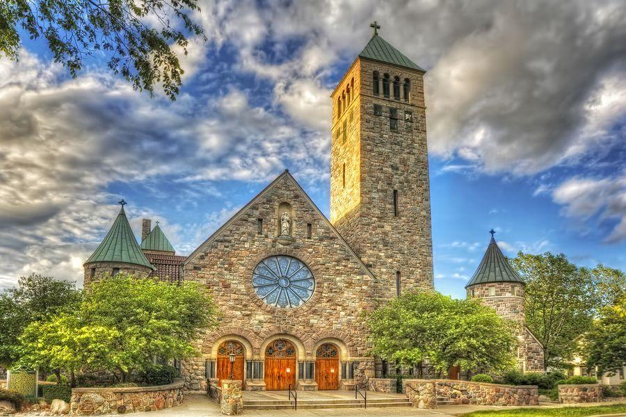 Saint Thomas Catholic Church, Ann Arbor, Michigan Thomas