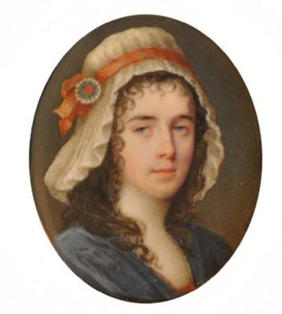 Pin on Rare portraits of French revolutionaries