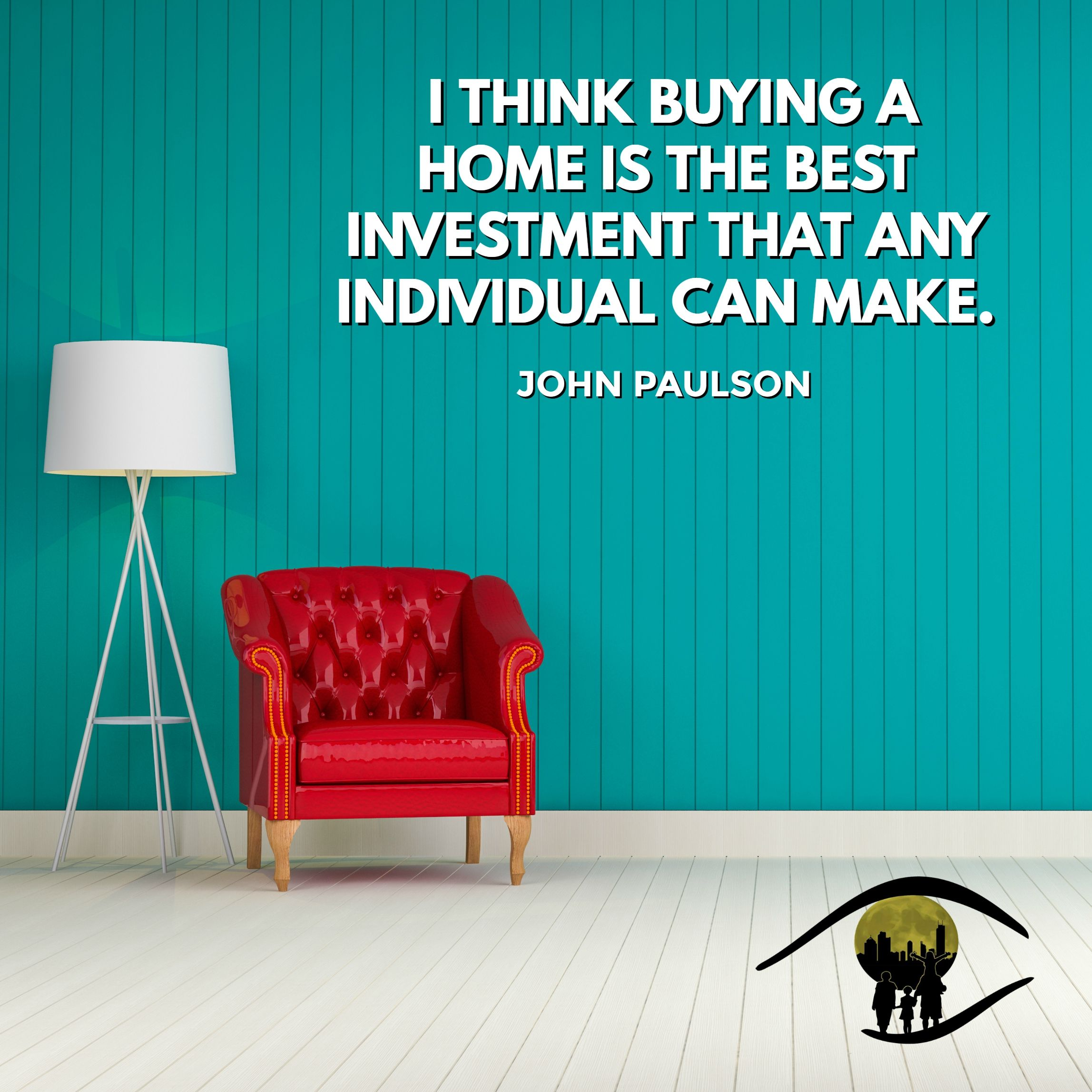 I Think Buying A Home Is The Best Investment That Any Individual John Paulson 512 Center St Waukegan Il Home Buying Sale House Best Investments