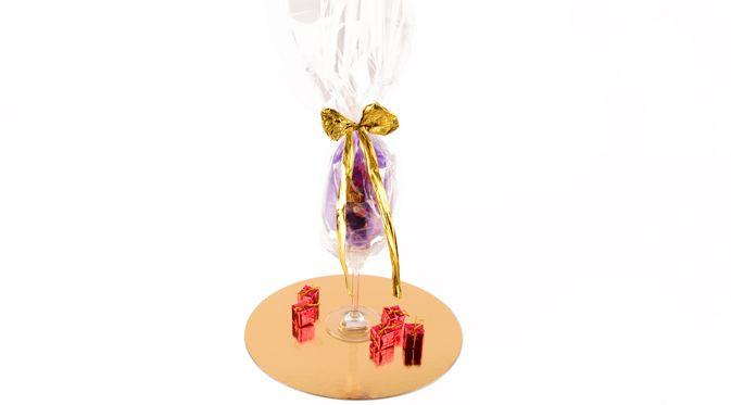 Danato Com Weihnachten.Ein Weinglas In Folie Verpacken So Verpackt Man Ein Glas Stilvoll