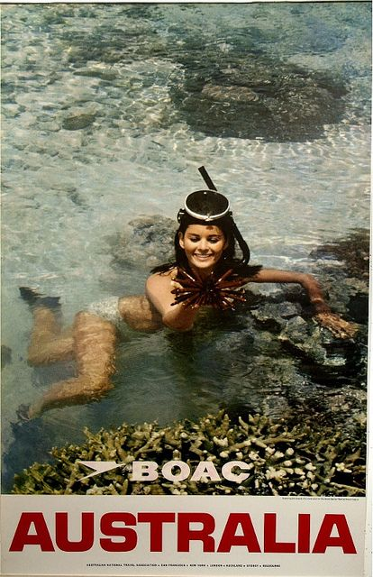 BOAC Australia 1969  by Keijo Knutas, via Flickr