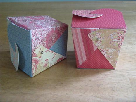 Decorative Food Boxes Video Podcast How To Turn A Takeaway Container Into A Decorative