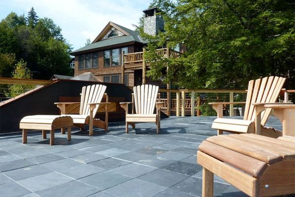 Stone Deck Outdoor Flooring, Grout For Outdoor Patio Stones