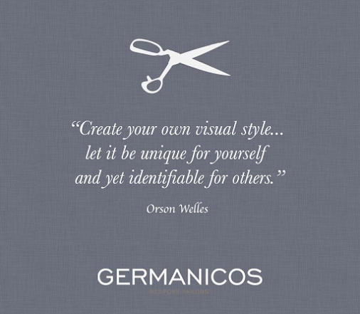 """""""Create Your Own Visual Style... Let It Be Unique For"""