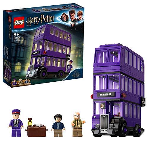 Lego Harry Potter Autobus Noctambulo Juguete De Construccion Del Magico Autobus De 3 Plantas In Harry Potter Toys Lego Harry Potter Harry Potter Knight Bus