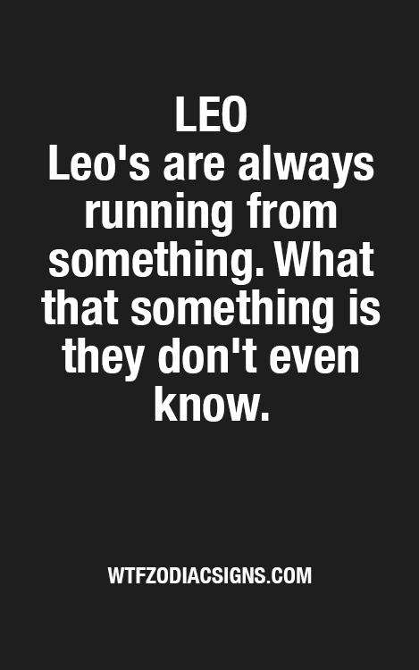 Leo - WTF #Zodiac explore Pinterest