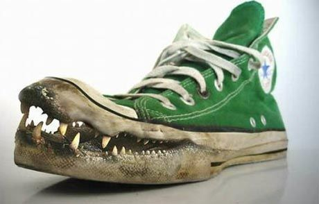 Funny shoes, Crazy shoes