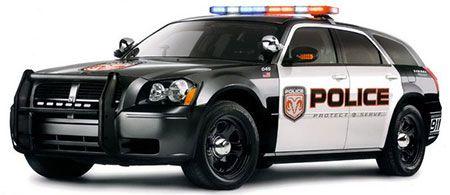 Top 10 Melhores Viaturas Policiais Do Mundo Viatura Dodge