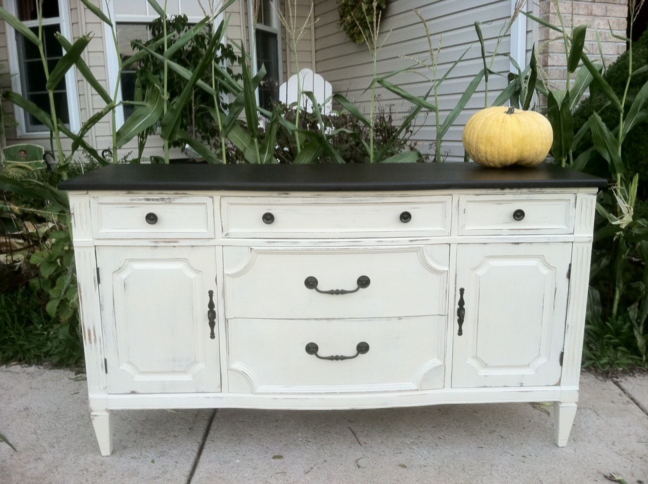 White Painted Furniture repurposed furniture for sale | do you have something you painted