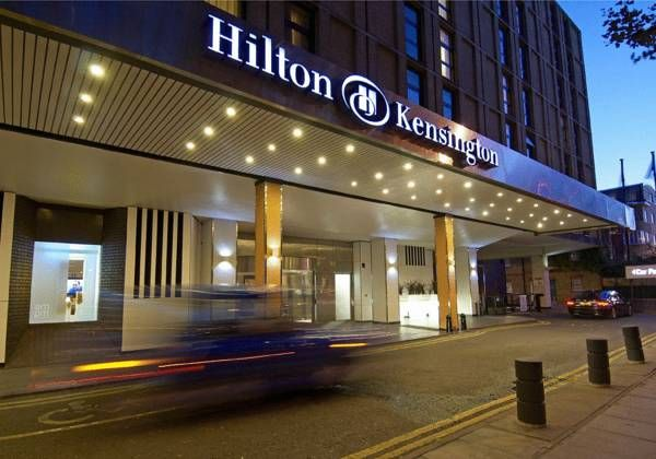 Hilton London Kensington Hotel London With Images Kensington