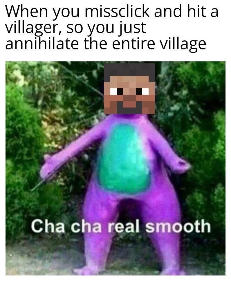 20 Minecraft Memes In Honor Of The Game S 10th Anniversary Funny